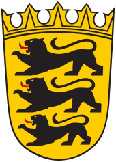 Landeswappen BW